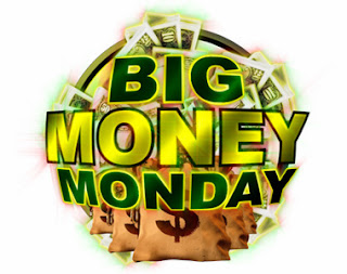 I love Monday, i Hate Monday , Ekstra Money Day