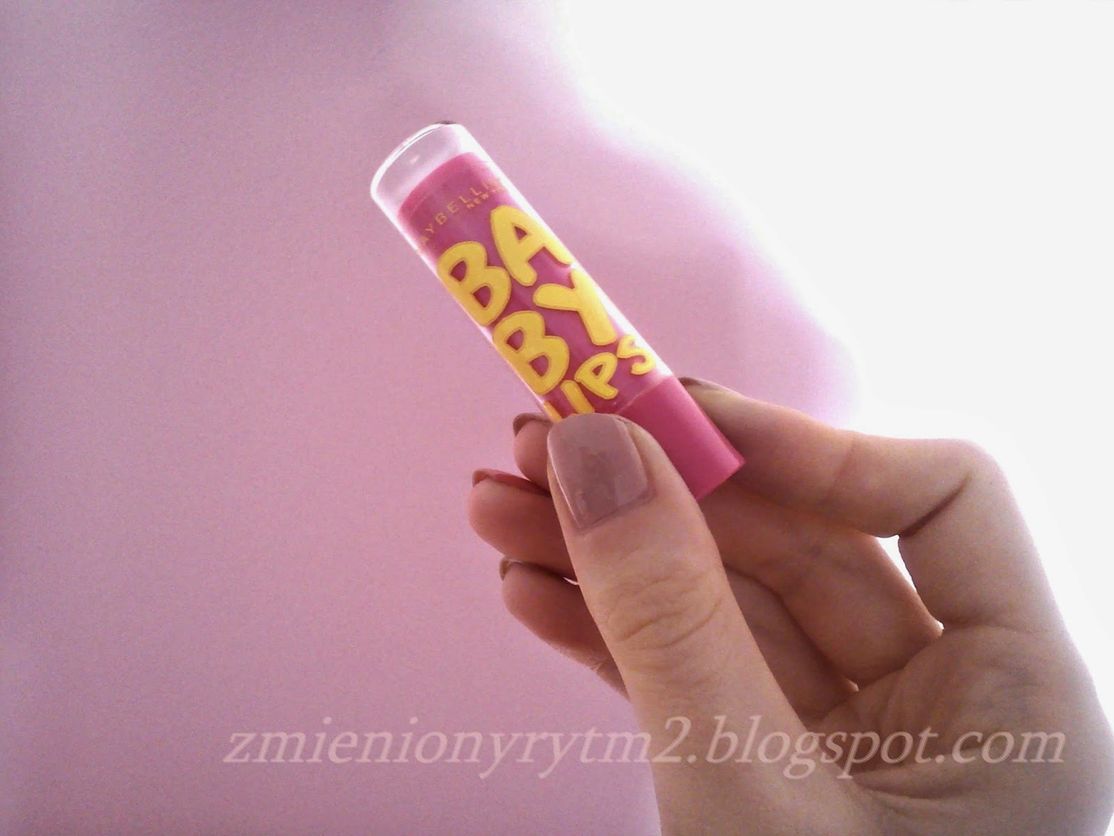 Baby Lips Pink Punch