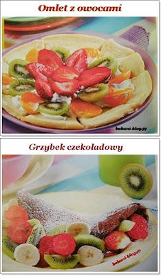 Delikatne i puszyste omlety