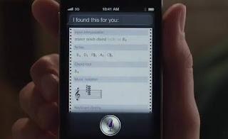 Apple - iPhone 4S - Siri - Rock God