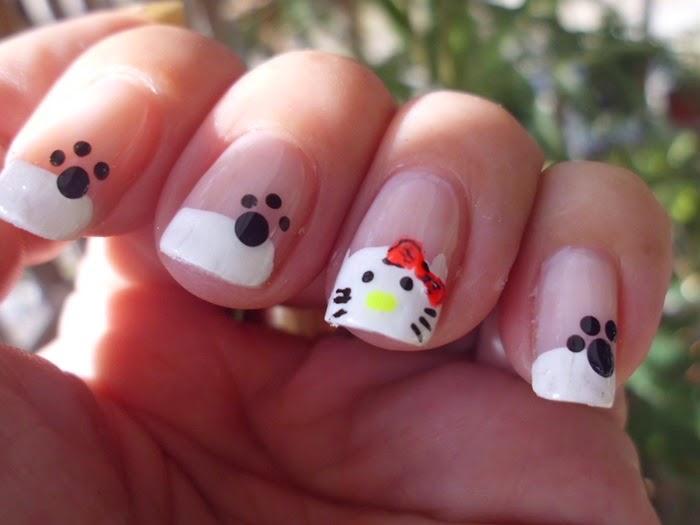 manicuras Hello Kitty
