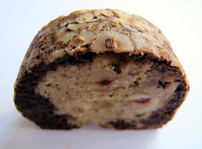 Pâtisserie L'Ecureuil - Cake chocolat-noisette