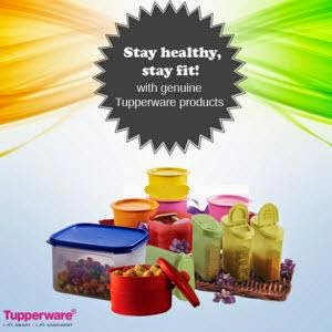 Pepperfry : Tupperware upto 60% off + 15% off + 5% off from Rs. 60 off (No minimum purchase)