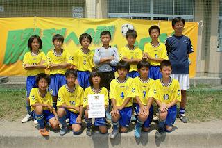 CBX6年生・全国少年少女草サッカー大会に参加