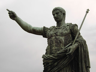 Augustus, the first emperor of Rome