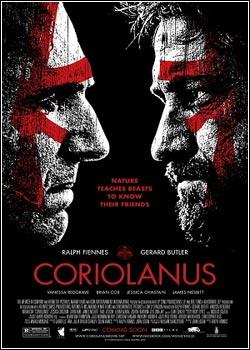 Filme Poster Coriolanus R5 XviD & RMVB Legendado