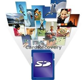 formated memory card data recovery