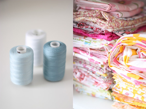 stoff+fabric+and+thread Craft Room and Fabric Storage Inspiration from Hoytrykk