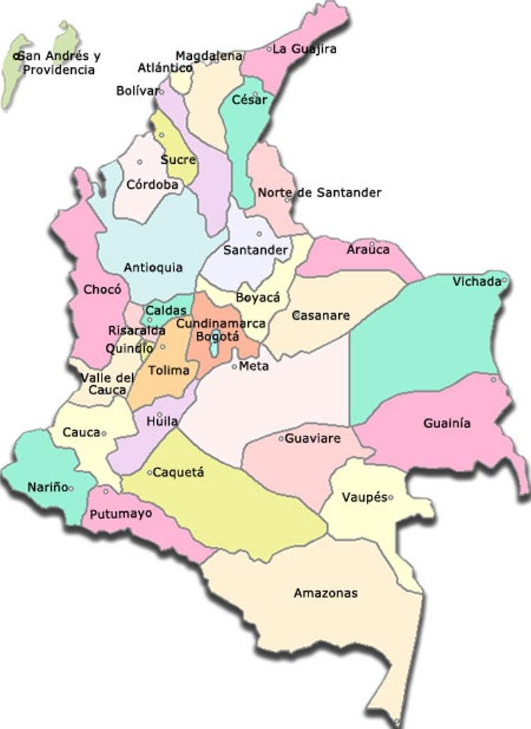 Desarrollo de Colombia