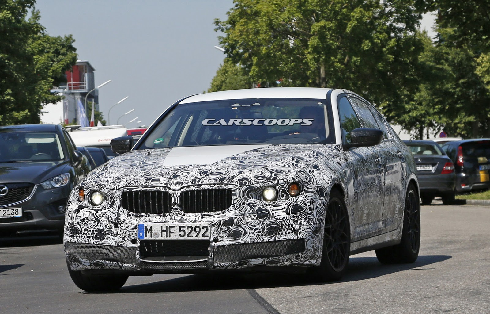 Next-Gen BMW M5 Likely To Get All-Wheel Drive For 2018 Debut