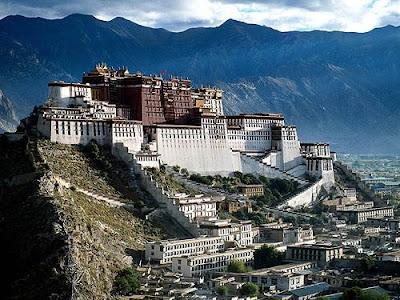 Palacio de Potala - China - que visitar