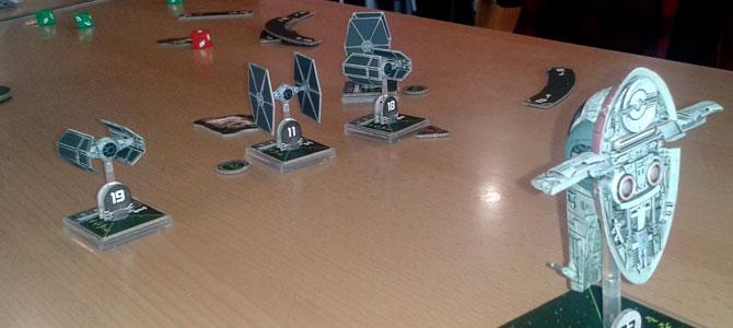 ARS 20 Aniversario Star Wars