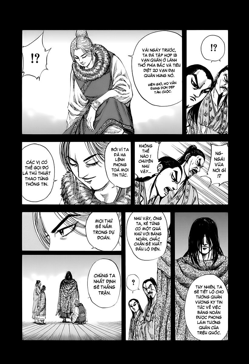 Kingdom - Vương Giả Thiên Hạ Chapter 159 page 10 - IZTruyenTranh.com