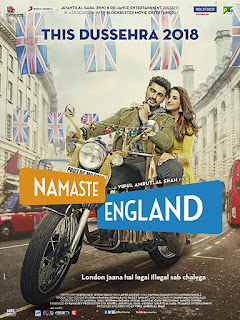 Namaste England (2018) Hindi Movie HDRip | 720p | 480p