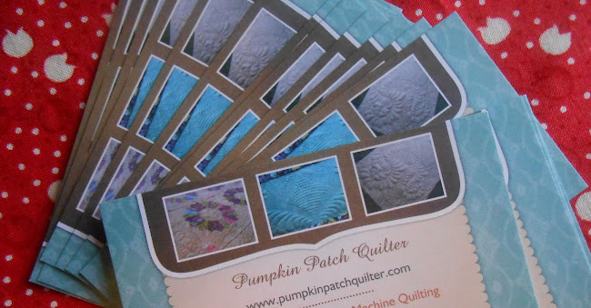 Pumpkin Patch Quilter