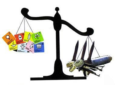 balanza de gastos