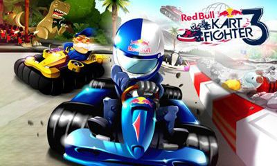 Red Bull Kart Fighter 3 v1.0 APK + DATA Android
