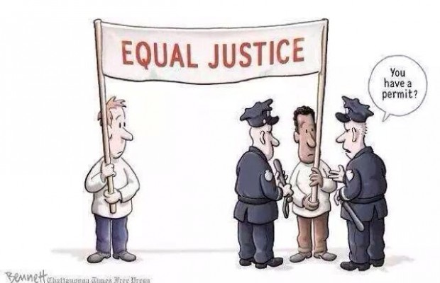 jobsanger: Whites Must Stand Up For Equal Justice