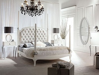 Decorating theme bedrooms maries manor hollywood glam - Estilo vintage decoracion ...
