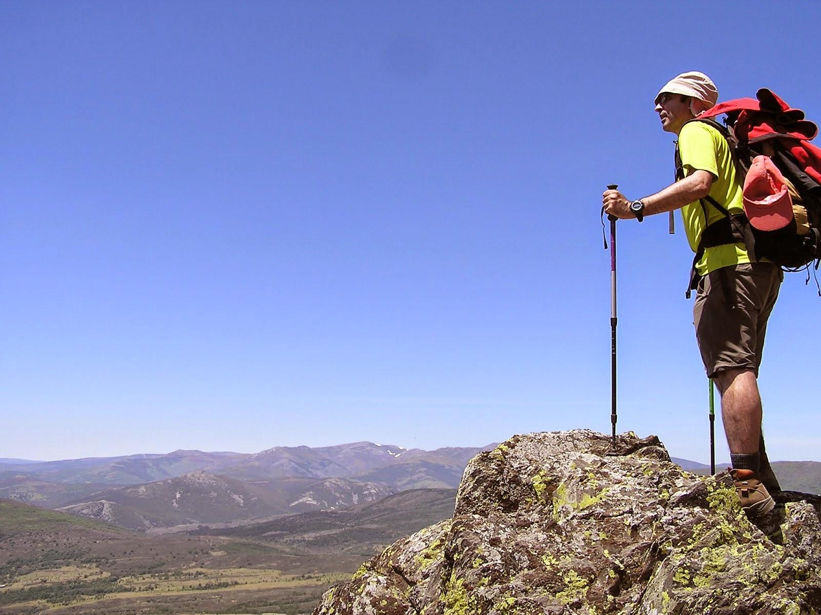 En el pico Ocejón