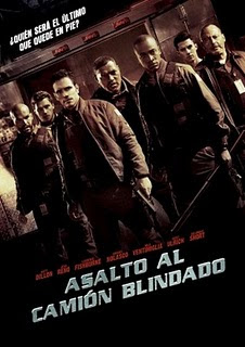 Ver Película Asalto al furgón blindado Online Gratis (2013)
