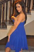 Sada latest photos Shoot in Blue Dress