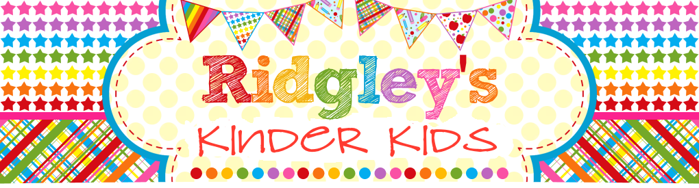 Ridgley's Kinder Kids!