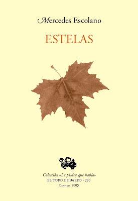 """""""Te erijo una cabaña"""", de Nikíforos Bretacos. Libro Recomendado: Mercedes Escolano, ESTELAS, Ed. El Toro de Barro, Tarancón de Cuenca 2005"""