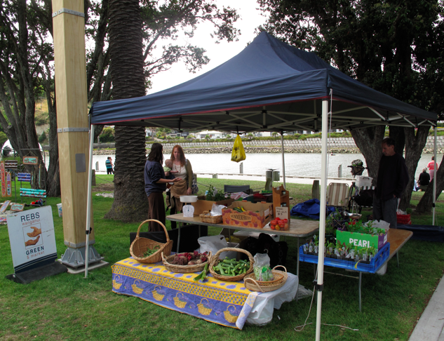 The REBS market stall provides the opportunity for members to sell items on Saturdays without having to buy their own tent pay full market fees ... & Eco Thrifty Renovation: A Market Stall for the Community