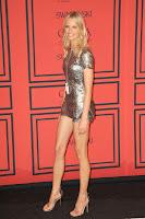 Karolina Kurkova   Leggy at 2013 CFDA Fashion Awards