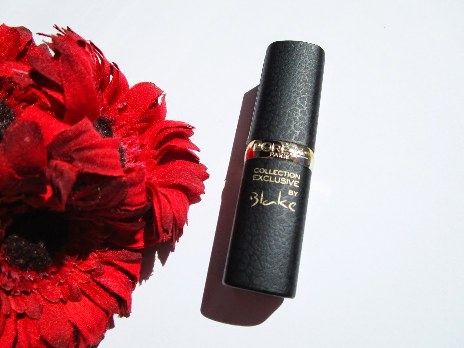 Color Riche Pure Reds Collection de L´Oréal Blake