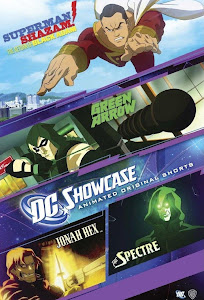 DC Showcase Shorts