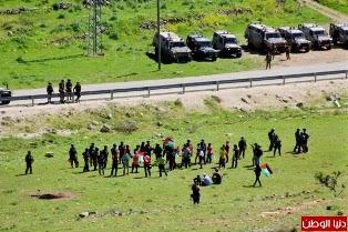 Israel lança ataque contra protestos de palestinos e brasileiros
