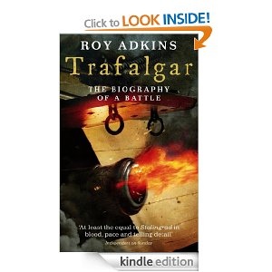 Roy Adkins - Trafalgar - Amazon
