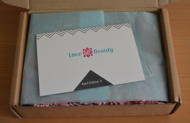Love me beauty, Love me beauty April 2014