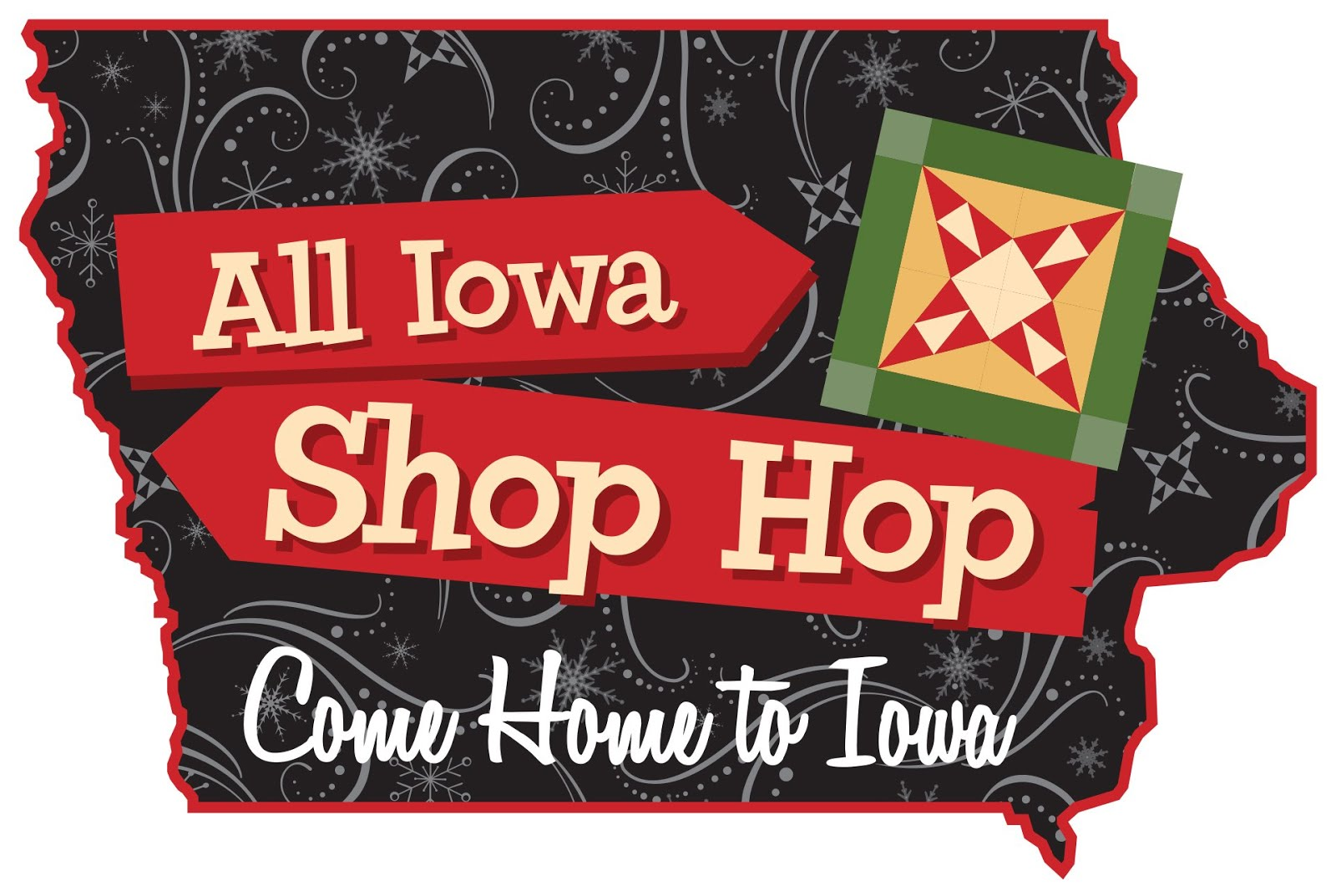 All Iowa Shop Hop 2016