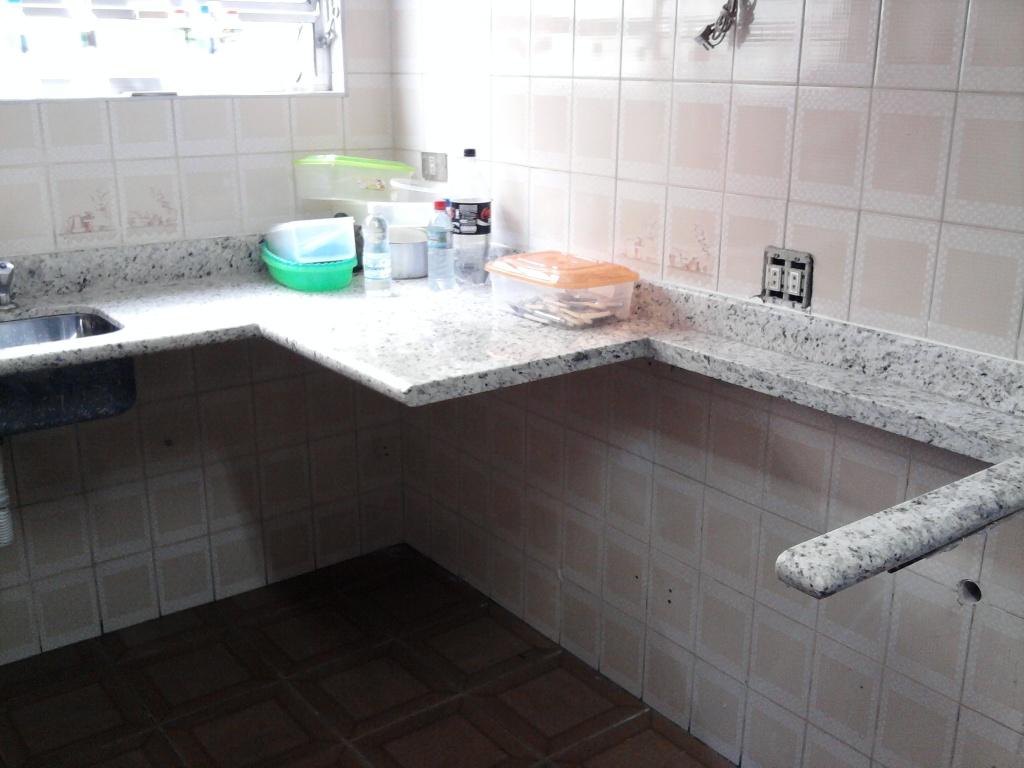 Francisco Pai & Filho: Armário de Cozinha em L com balcão #4F777C 1024x768 Balcão De Banheiro Em L