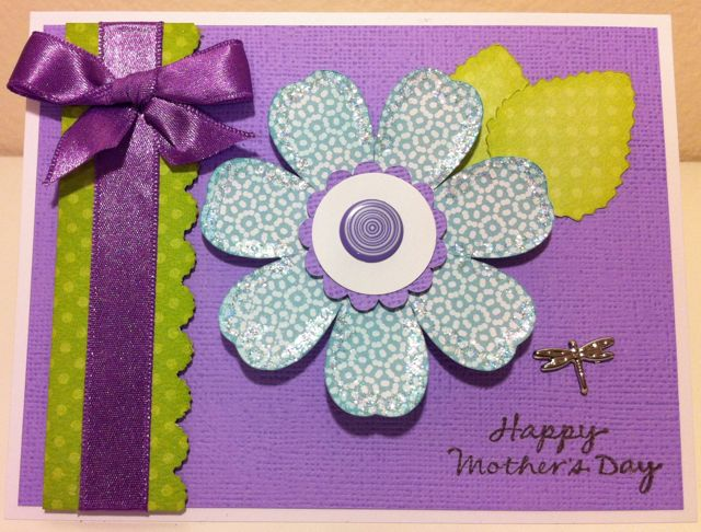 Handmade Mother`s Day Cards : Let's Celebrate!