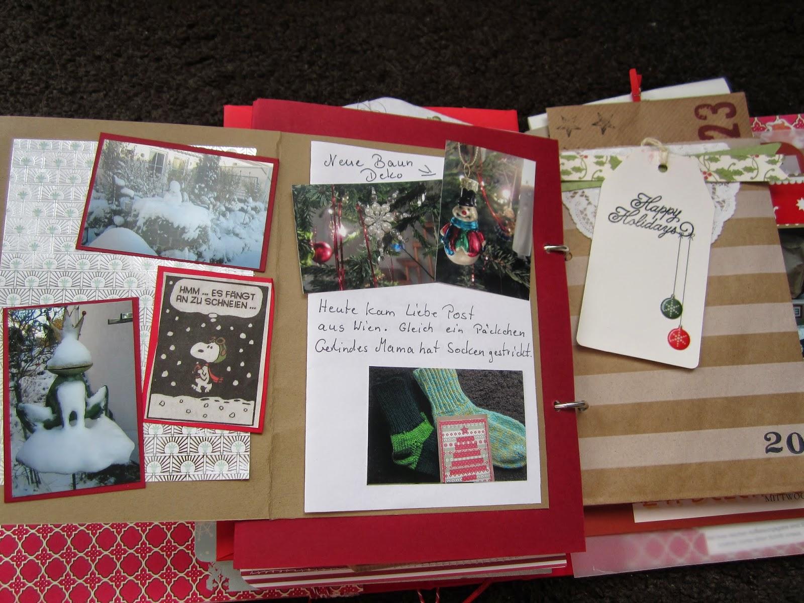 Lieblingsweihnachtskarten
