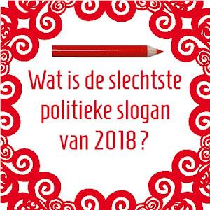 Verkiezing van de slechtste politieke slogan: