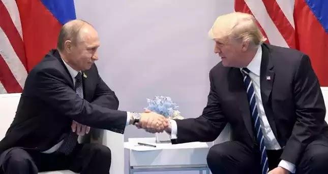 Ν.Τραμπ και Β.Πούτιν συναντήθηκαν για δεύτερη φορά υπό άκρα μυστικότητα και αποφάσισαν για την τύχη του πλανήτη!