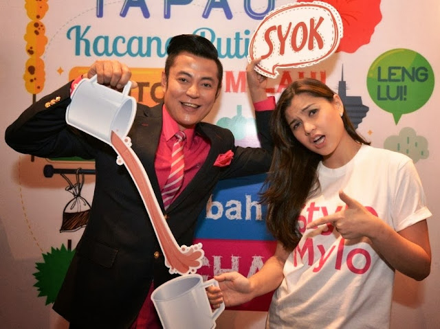 merdeka 2013, Astro, Your Malaysian is Showing, Go Beyond, Positive Engine, Event, Mid Valley megamall, Dato' Hj Aznil Nawawi and Lisa Surihani