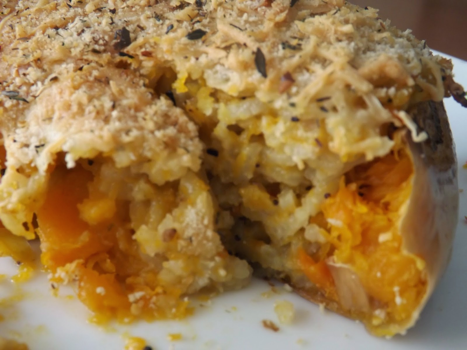 Celle qui cuisinait ou le plaisir de cuisiner courge - Quand recolter les butternut ...