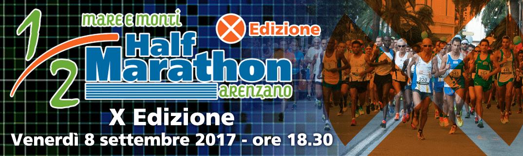 Half Marathon di Arenzano