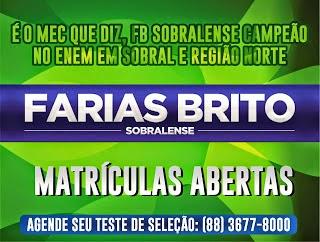 COLÉGIO FARIAS BRITO - SOBRAL