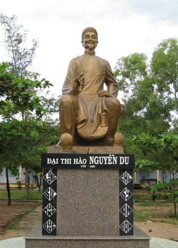 Nguyen Du - the world's cultural celebrity