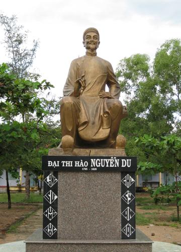 Nguyen Du - the world's cultural celebrity