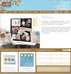 My Stampin&#39; Up! Website