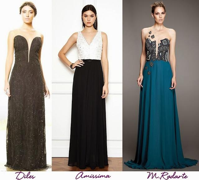 Muito Dicas e vestidos de festa para disfarçar a barriguinha - Madrinhas  WL09
