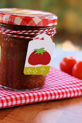 Tomato Garlic and Chilli Relish